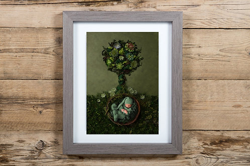 Fine Art Floating Frame