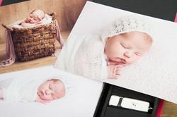 Print and USB Box