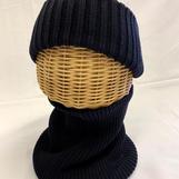 ネックウォーマー&帽子