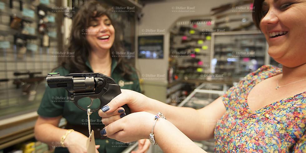 Women- Tips to Selecting a Gun