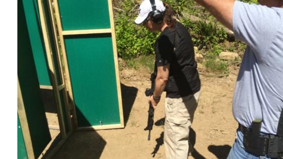 AR-15 course