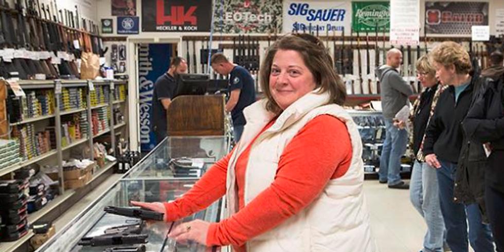 Buying A Gun?