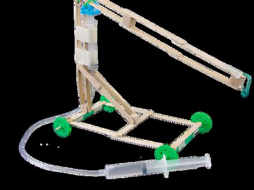 Simple Hydraulic Machine