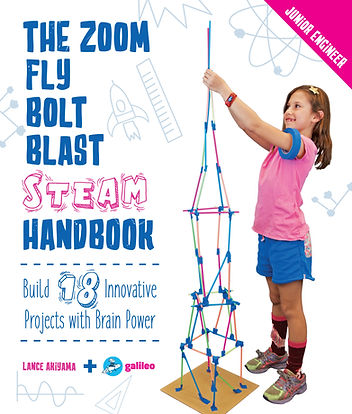 STEAM Hanbook science technology math art engineering engineer project idea for class teacher kids elementary middle high school 1st 2nd 3rd 4th 5th 6th 7th 8th 9th 10th grade kindergarten preschool classroom students educational fair faire stem steam easy cheap fun best video rubber band helicopter plane catapult hydraulic pneumatic car vehicle slingshot bow arrow tower truss bridge make build create children young lance makes made lesson plan pictures video simple