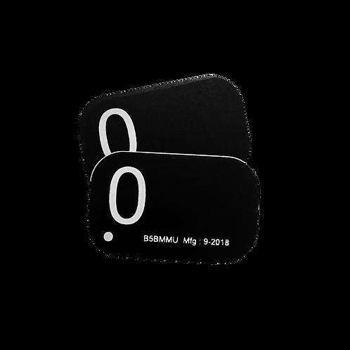Sharp Image Phosphor Imaging Plates - Size 0