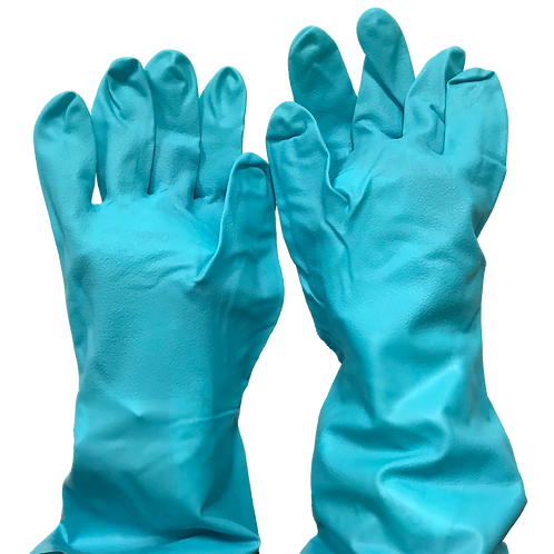 Nitrile Safety Gloves - PPE Equipment