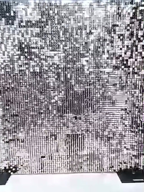 Shimmer Wall
