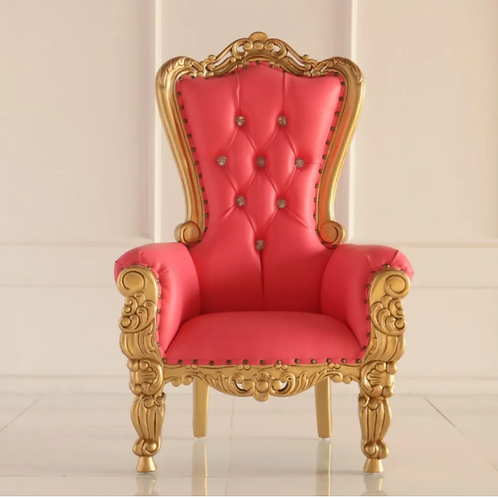 Hot Pink & Gold