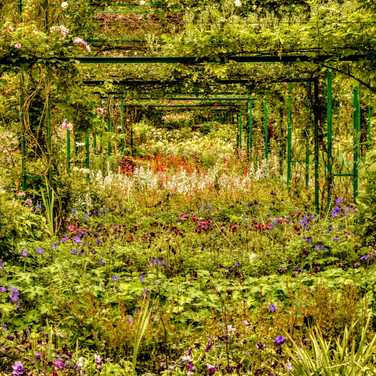 Monet's Gardens, Giverney, France