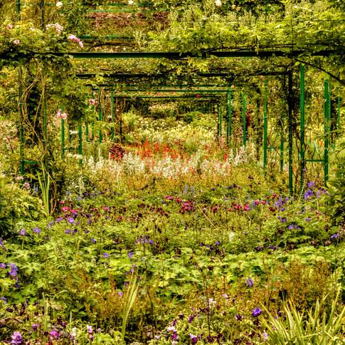Monet's Gardens, Giverney, France
