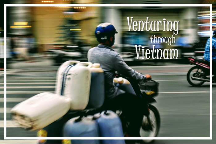 Venturing though Vietnam