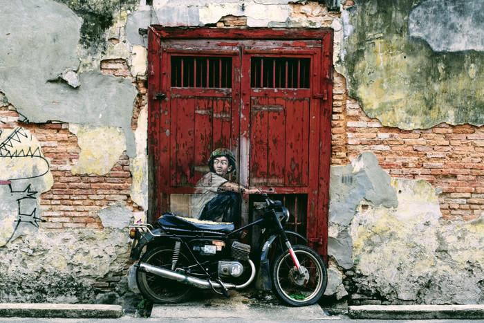 The Artful Streets of Penang