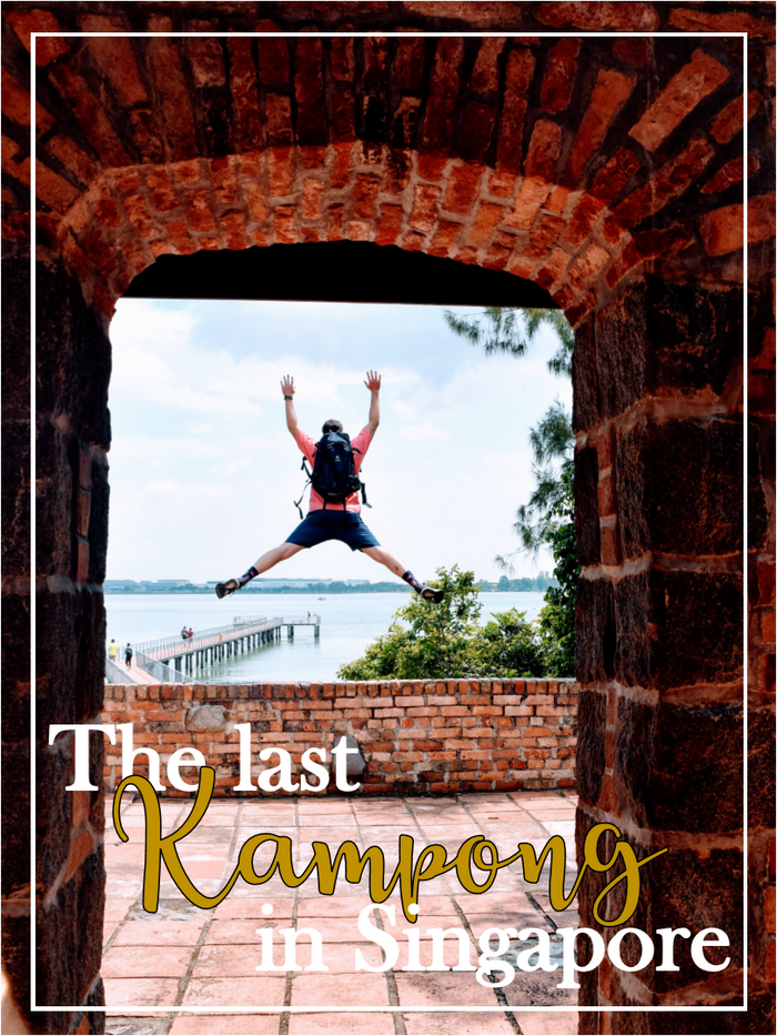 The Last Kampong in Singapore
