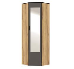 «Ольга — Лофт» № 9.2 шкаф угловой с зеркалом и без