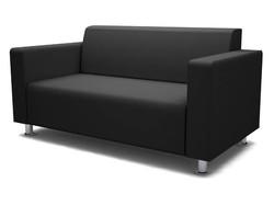 «Блэк» диван (Люкса блэк)