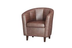 «Шелби» кресло (Люкса Перл Нют)