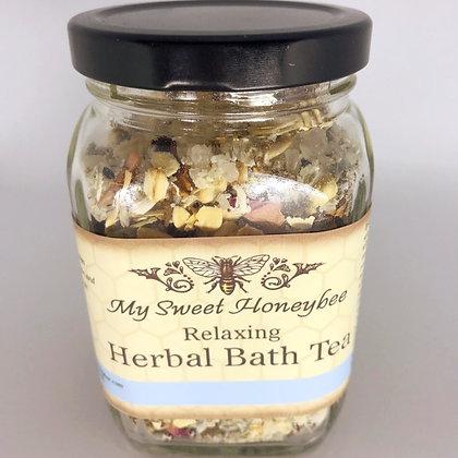 Relaxing Herbal Bath Tea