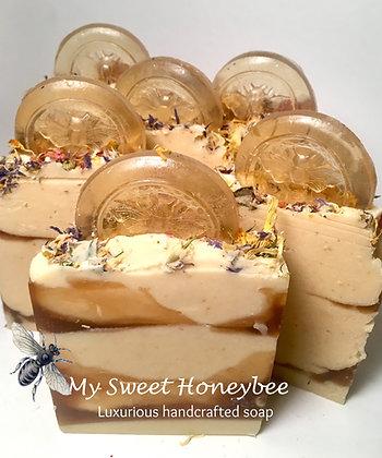 Rocky Mountain Wildflower Honey Soap