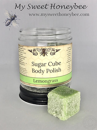 Sugar Cube Body Polish