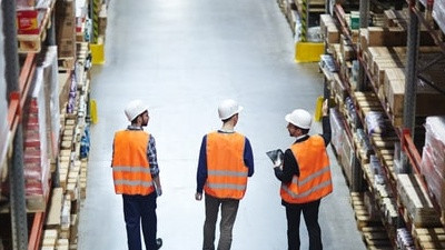 New Book: Working for Wages in a Warehouse