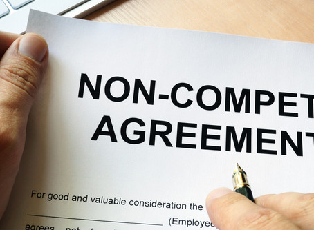 Non-Compete Agreements Under California Law