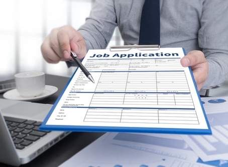 Job Applications: They Can't Charge You For That