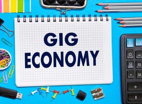 In the News: The Downsides of an Expanding Gig Economy