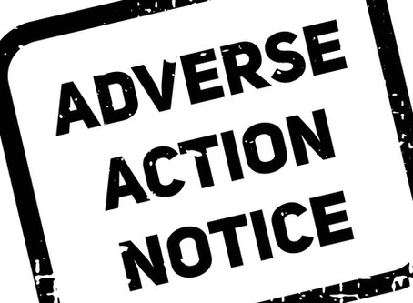 Notice of Adverse Action: Inexcusable Neglect of Duty