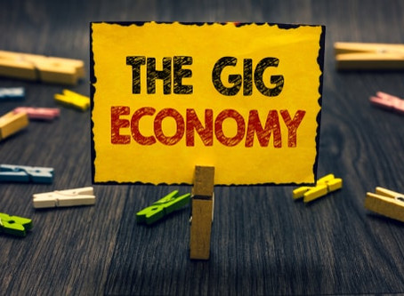 """In the News: Gig economy results in """"poverty for many gig workers"""""""