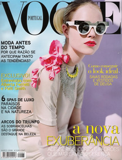 VOGUE PORTUGAL COVER