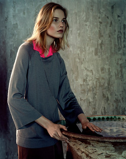 VOGUE UK BALTHUS
