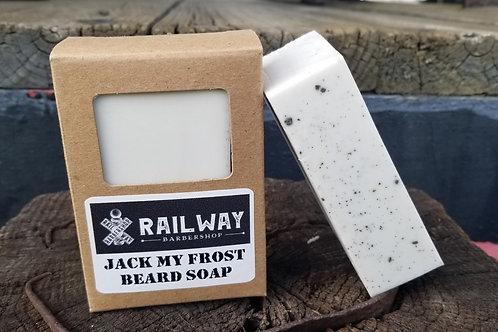 Jack My Frost Beard Soap