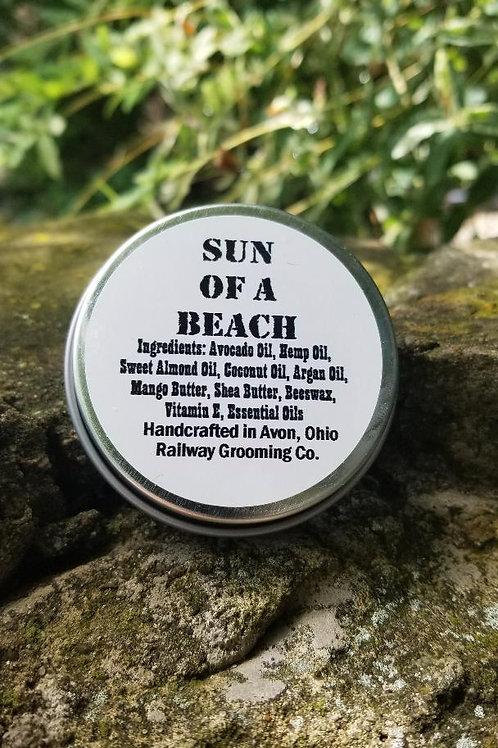Sun of a Beach Beard balm