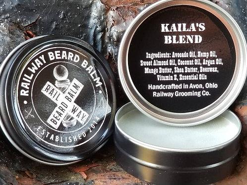 Kaila's Blend Beard Balm