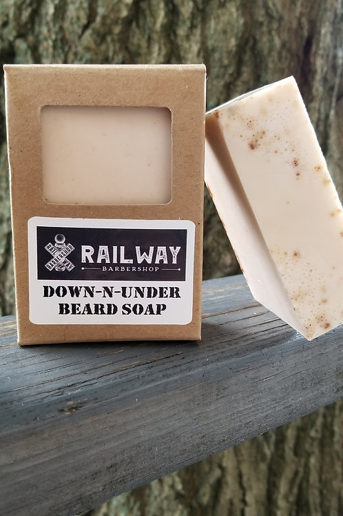 Down-N-Under Beard Soap