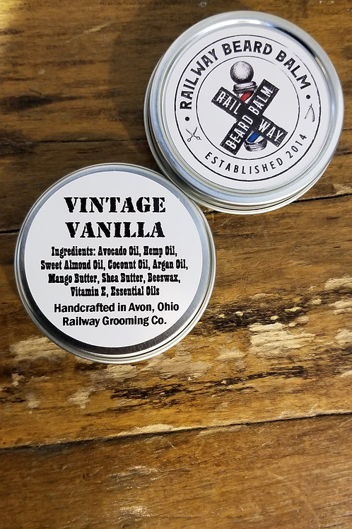 Vintage Vanilla Balm