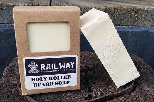 Holy Roller Beard Soap
