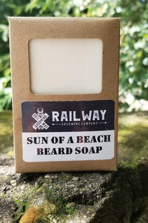 Sun of a Beach soap