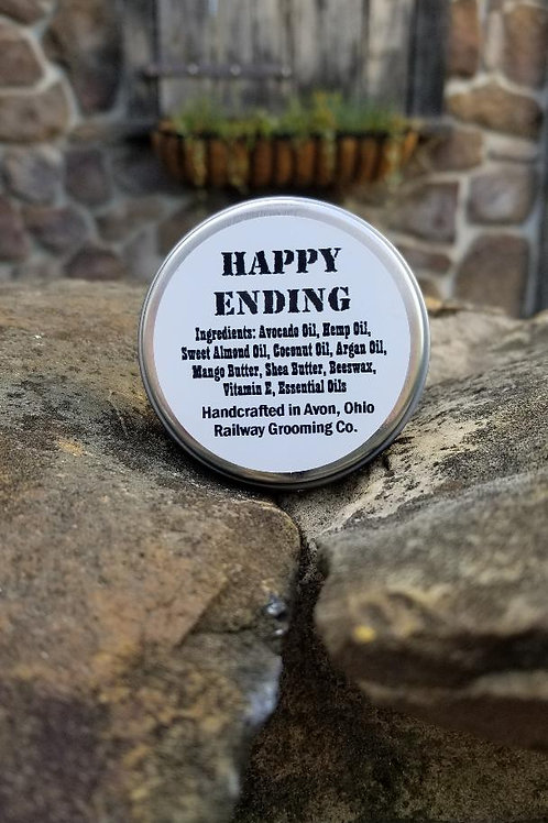 Happy Ending Beard balm