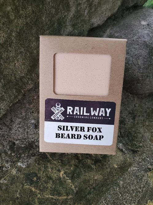 Silver Fox Beard Soap