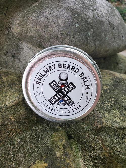 Silver Fox Beard Balm