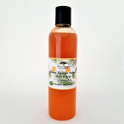 Savon liquide Parfum Mangue