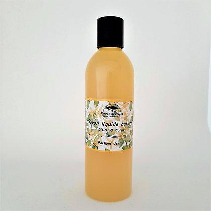 Savon liquide Parfum Vanille