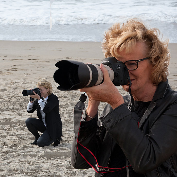 bruidsfotografes