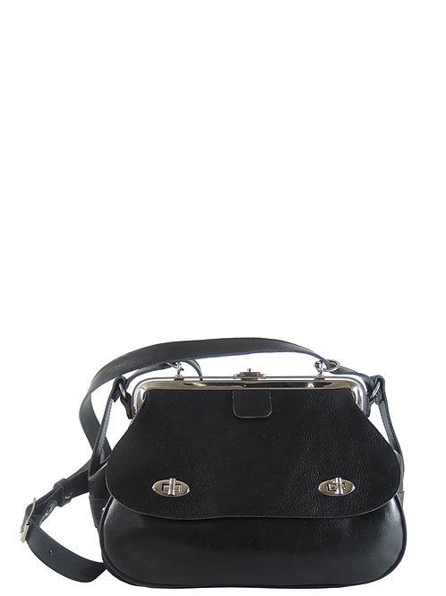METRO - Frame bag in black