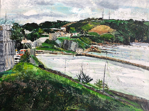 Hoe Park, Plymouth by Tina Scahill