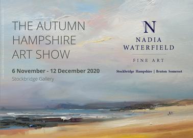 Autumn show brochure cover 2020
