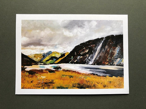 Greeting cards - Two pack - Mountain collection
