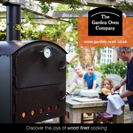 2017 Brochure for The Garden Oven Company
