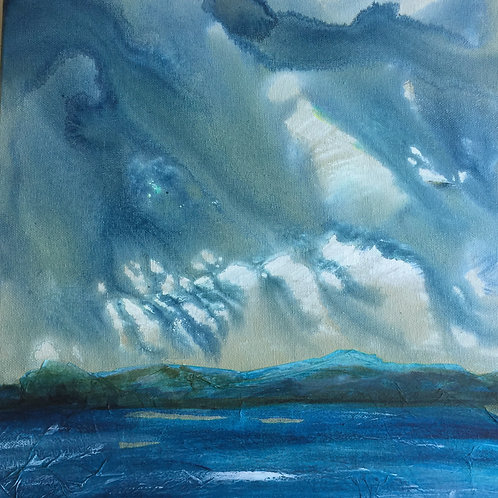 Storm #1 by Tina Scahill